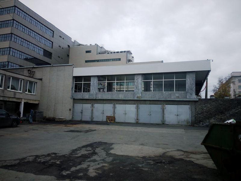 Дом артистов цирка г. Екатеринбург